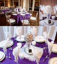 Elegance in Silver Centerpieces