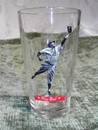 "Libbey Oakland A's Stover Beer Glass ""Play Ball"""