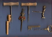 Imported English Vintage Corkscrews