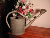 Vintage Cotswold's Watering Can (England)