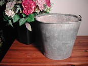 Vintage Cotswald's Riveted Garden Pail
