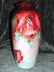 A Vintage Hand Painted Imperial PSL Poppy Vase