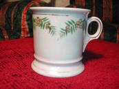 A Vintage/Antique German Lustre Ware Shaving Mug