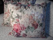 Large & Elegant Traditional Style Sofa Pillow New